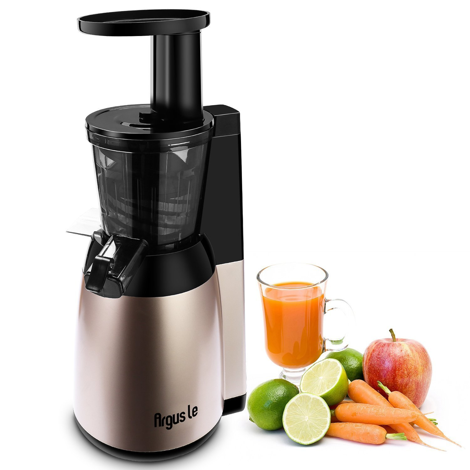 Slow Juicer No Fiber : Argus Le Slow Masticating Juicer Extractor 64% OFF - KosherGuru - Bringing Anything and ...