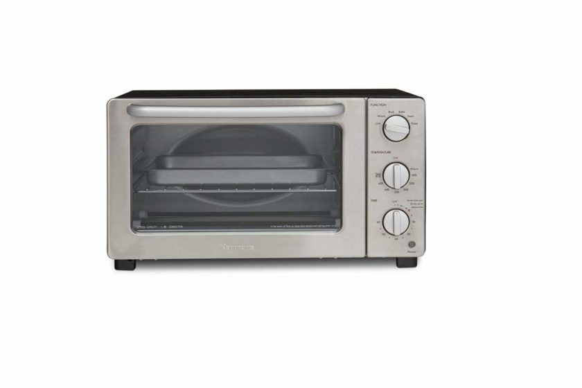 Kenmore 6 Slice Convection Toaster Oven In Black For 47 80 Shipped From Amazon After 38 Cyber Monday Savings Kosherguru Bringing Anything And Everything Kosher To The Masses